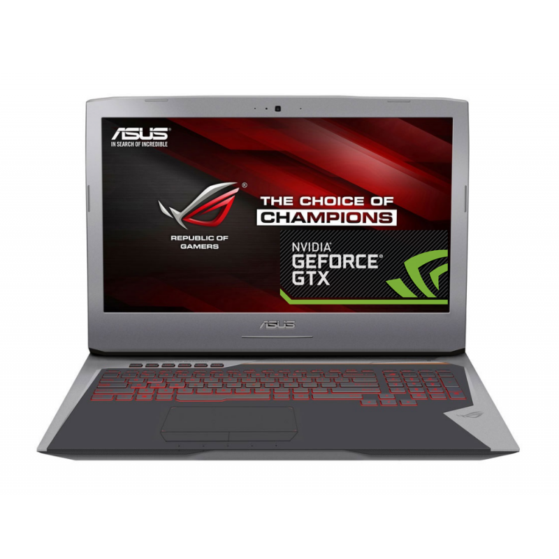 "Asus ROG G752 17"" - i7 - 16Gb - Geforce1070m"