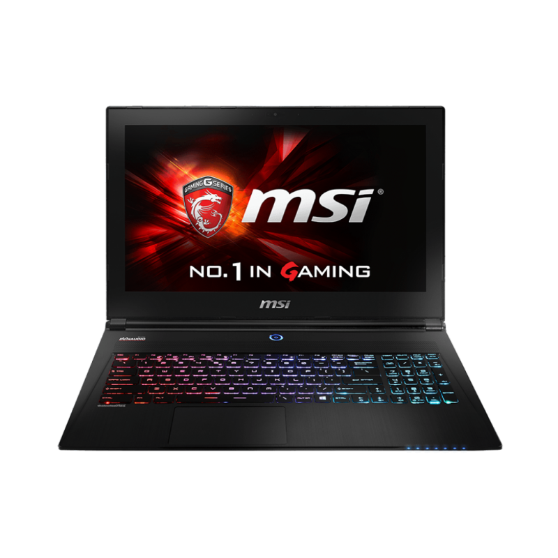 "MSI Ghost Black 15"" - i7 - 8Gb - Geforce965m"