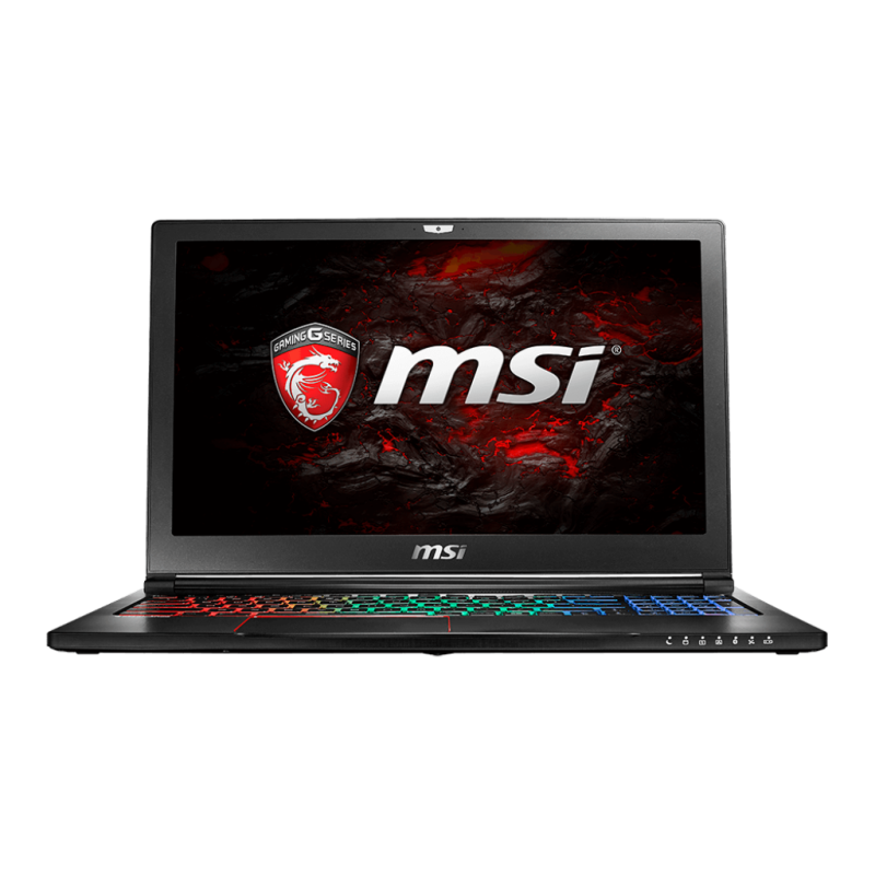 "MSI Stealth Pro 15"" - i7 - 16Gb - Geforce1060m"